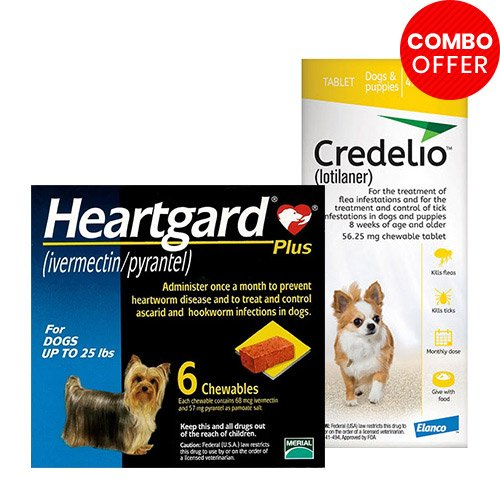 Credelio-Heartgard-Plus-Combo-Pack-For-Very-Small-Dogs4-6lbs-of