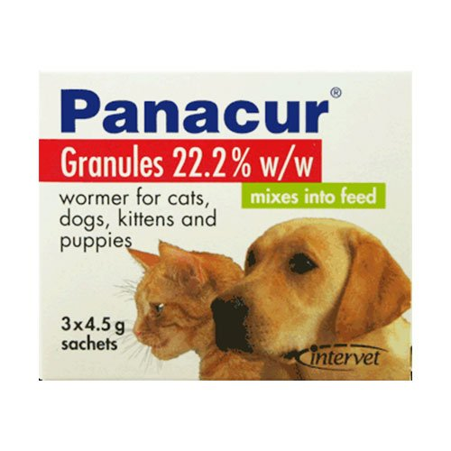 Panacur Granules for Cats (4.5 gm)