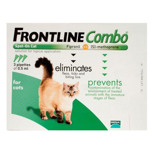 Frontline Plus (Known as Combo)  for Cats