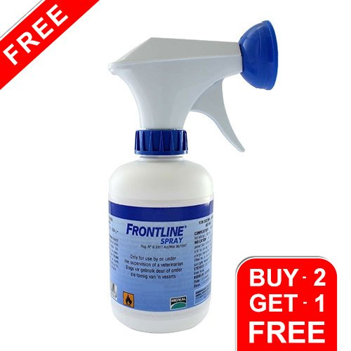 Frontline Spray for Cats 100 ml