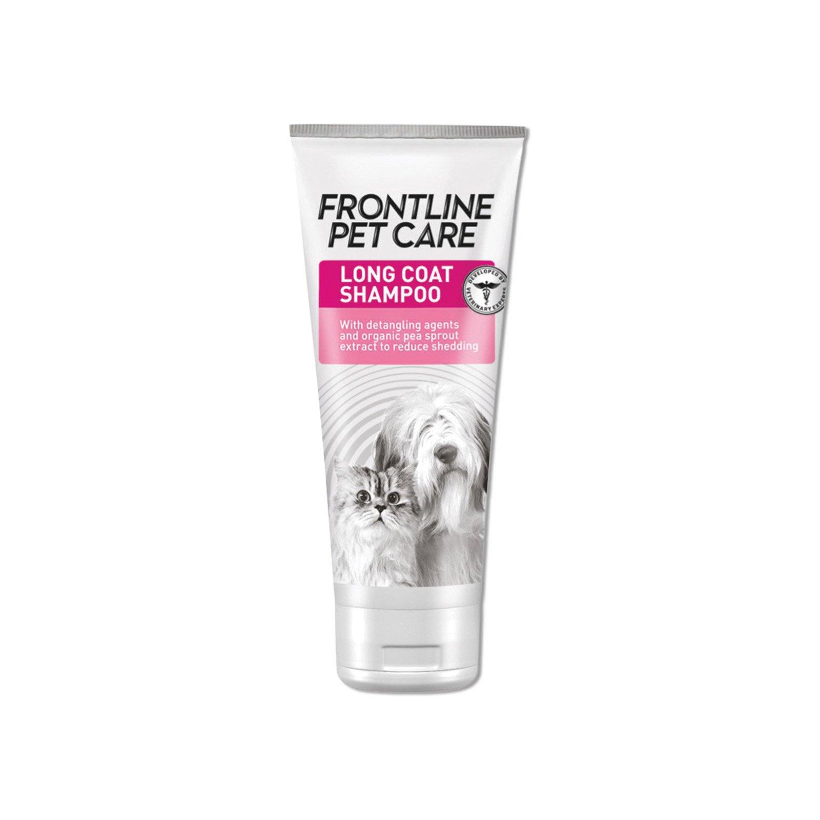 Frontline Pet Care Long Coat Shampoo