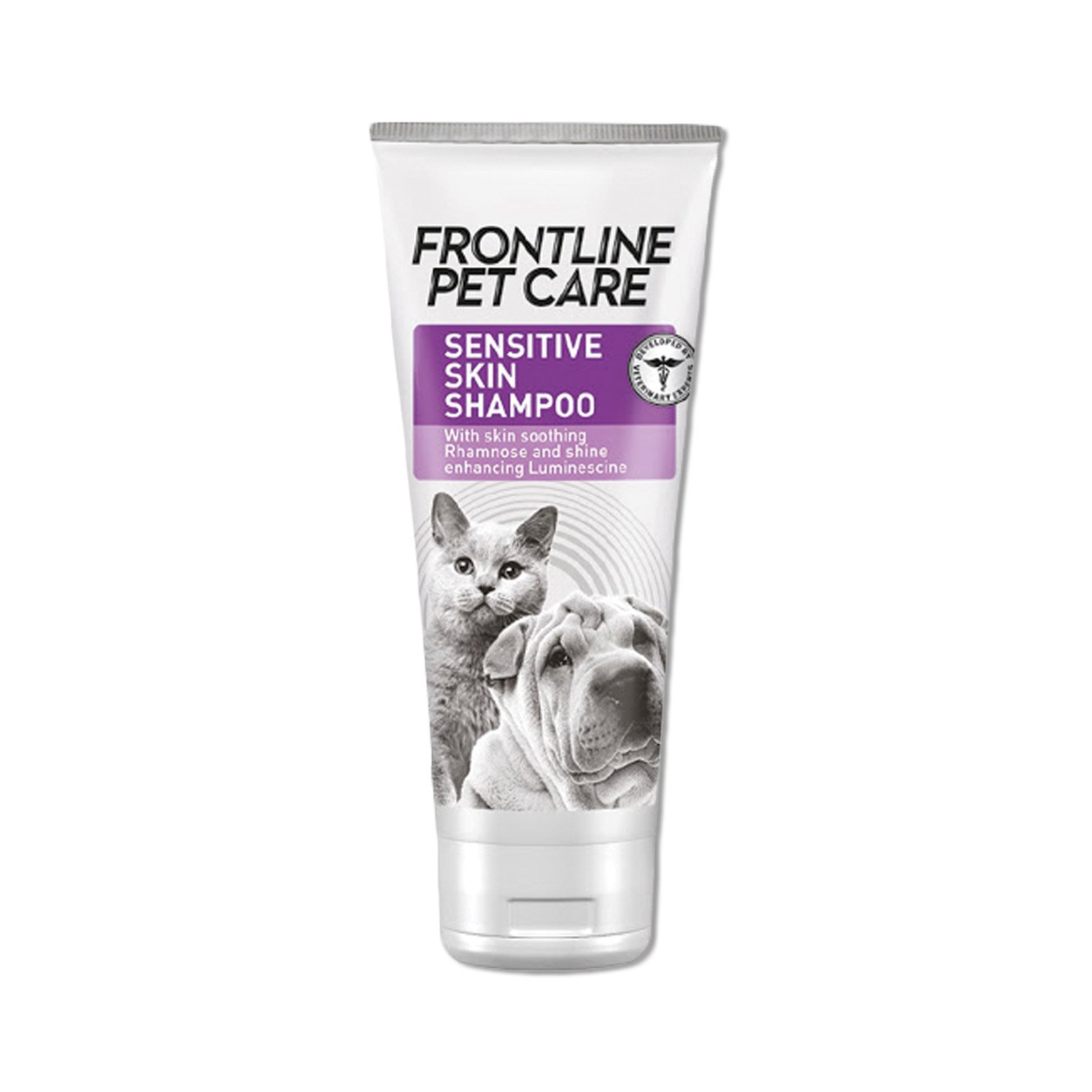 Frontline Pet Care Sensitive Skin Shampoo for Dogs & Cats
