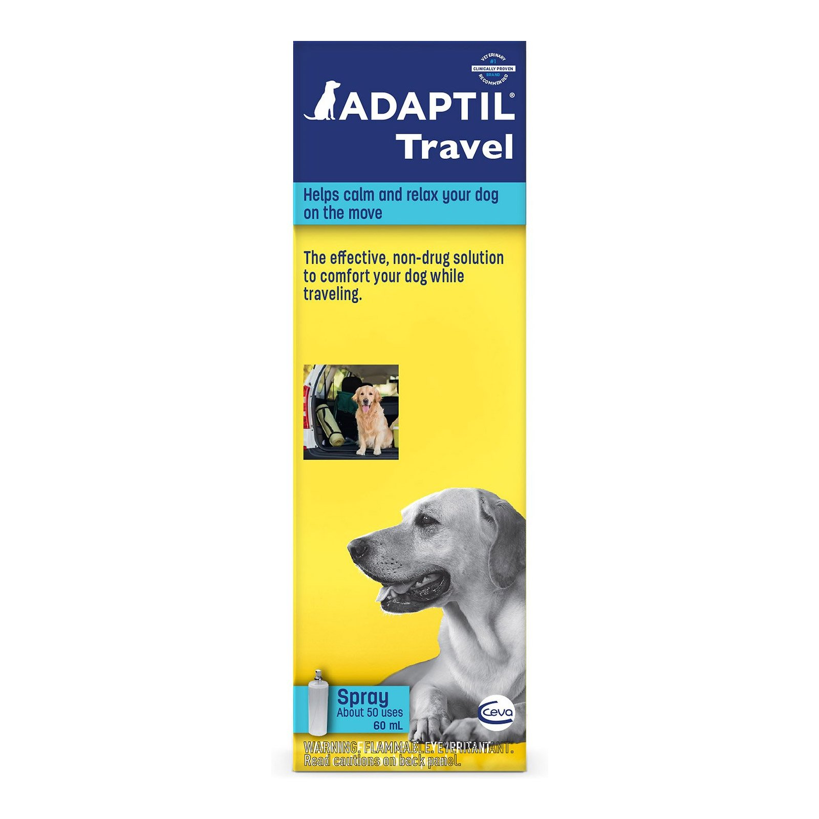 DAP Spray for Dogs