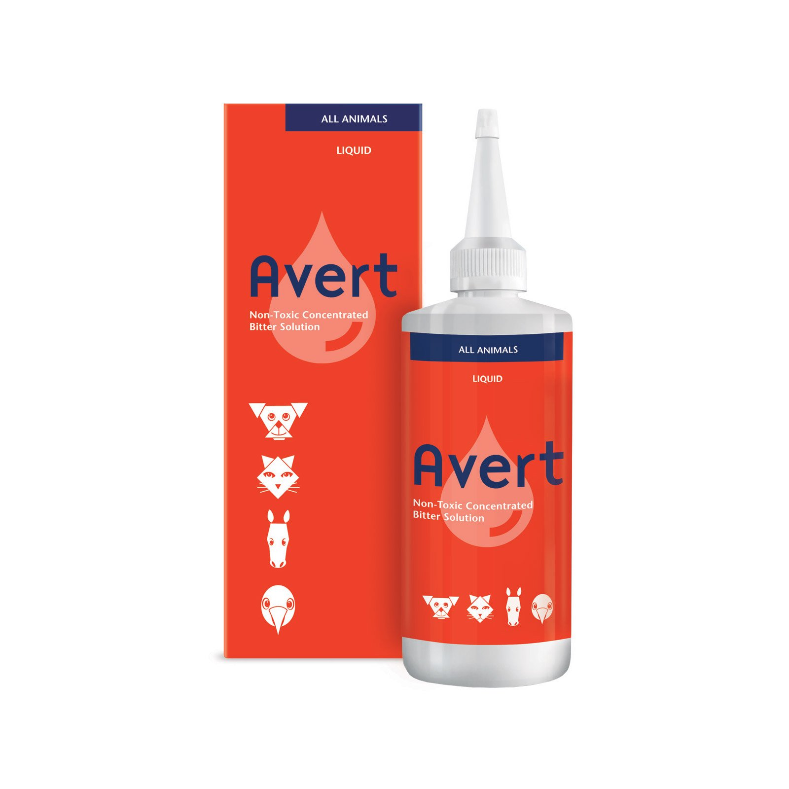 Avert Bitter Solution for Dogs & Cats