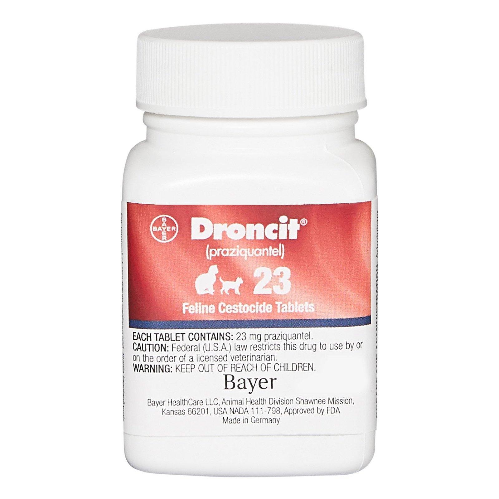 Droncit Tapewormer