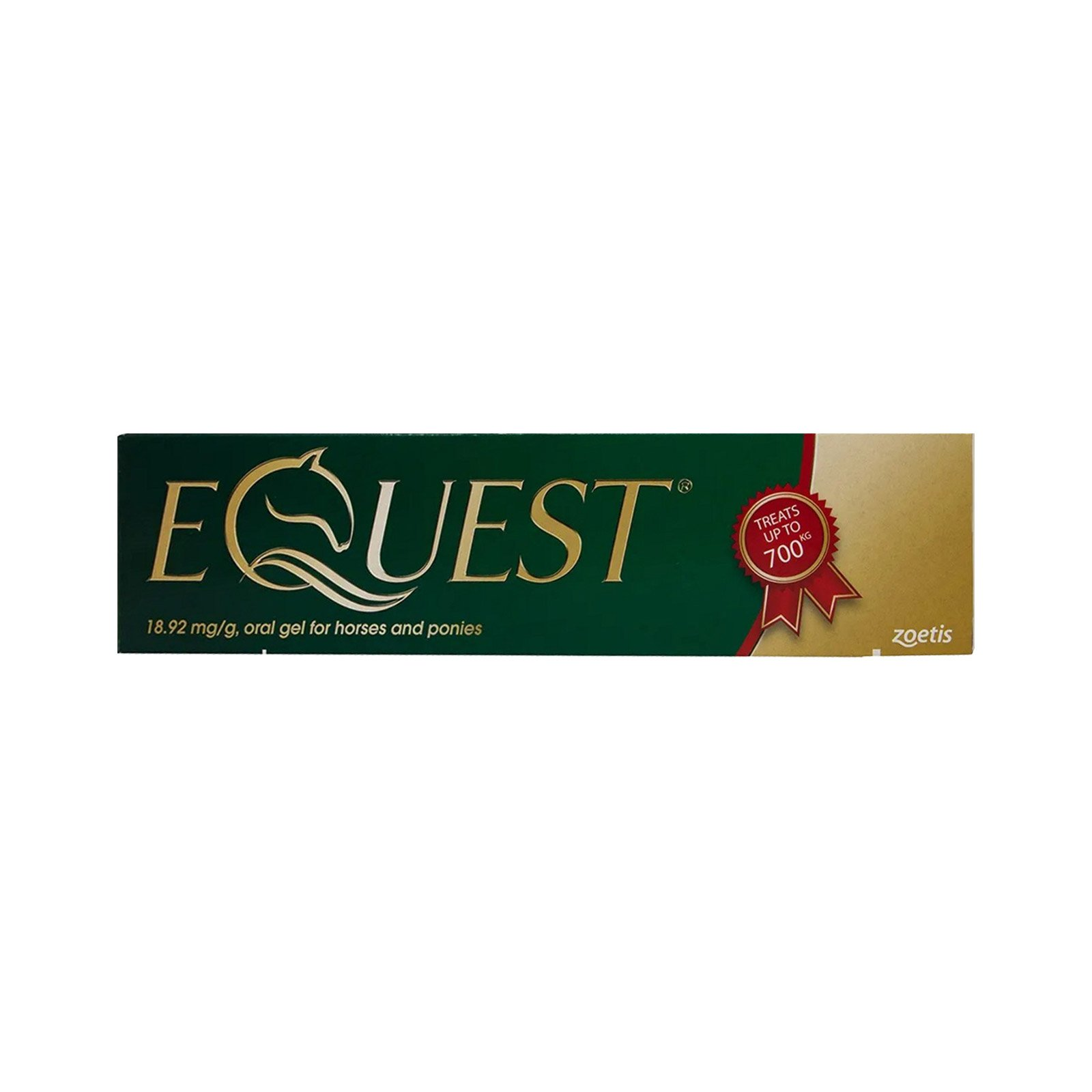 Equest Gel Horse Wormer 12.2gm