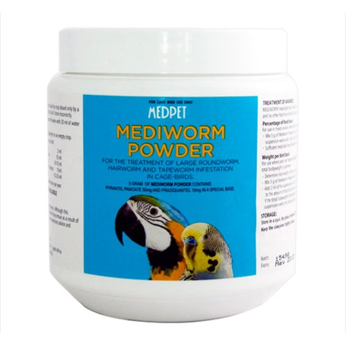 Mediworm Powder