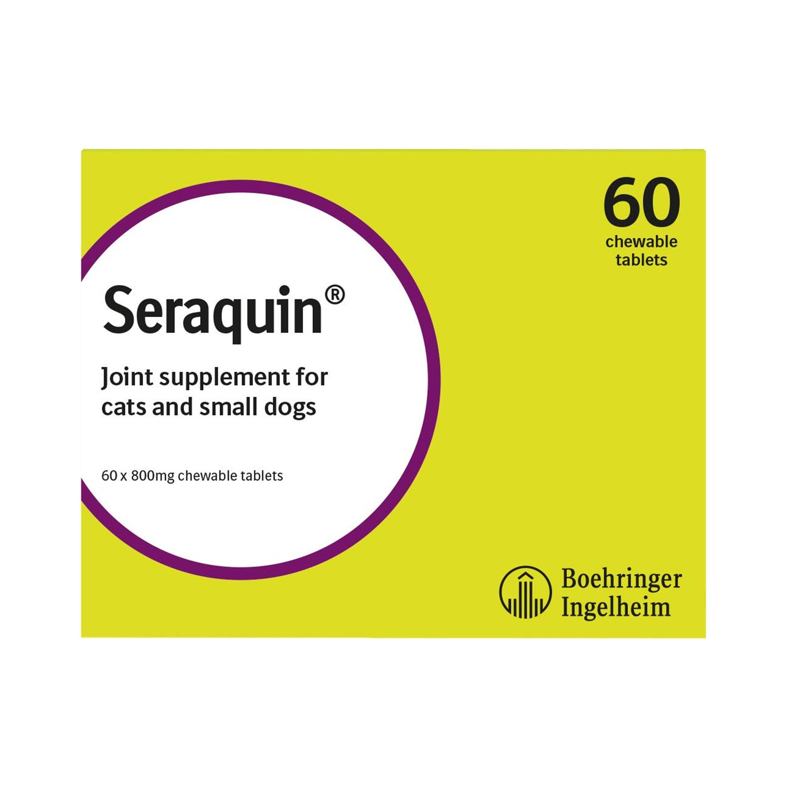 Seraquin for Dogs 800 mg
