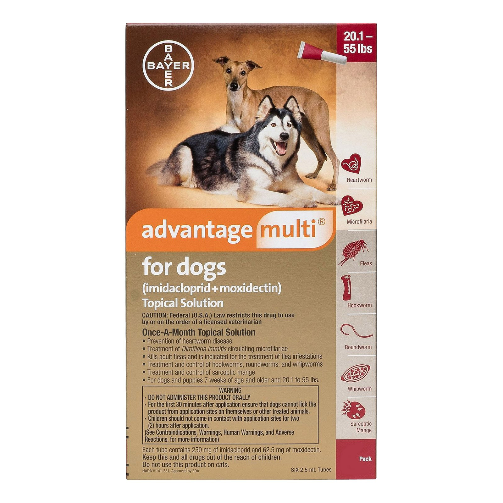 Advantage Multi (Advocate)