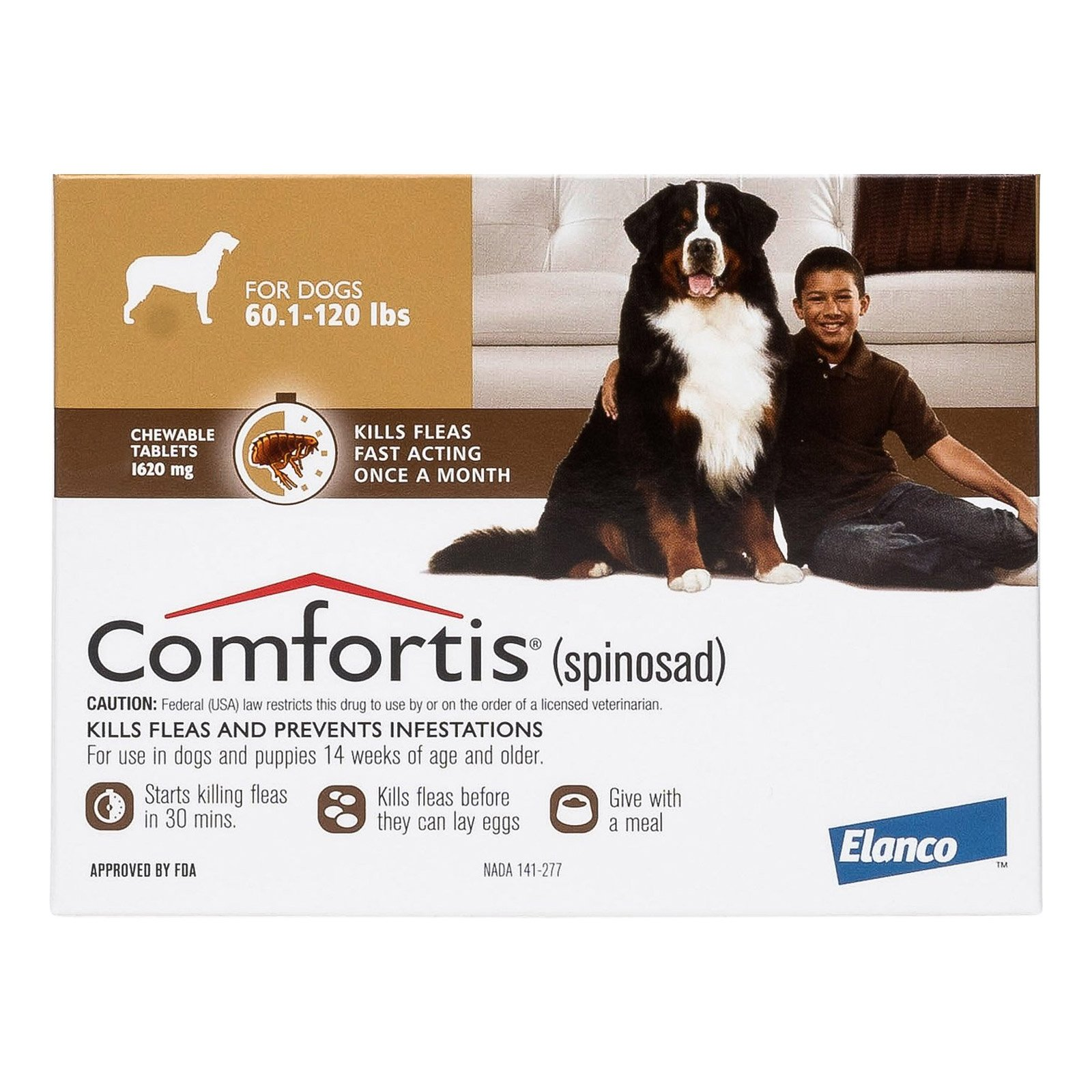 comfortis-brown-for-dogs-27-54kg