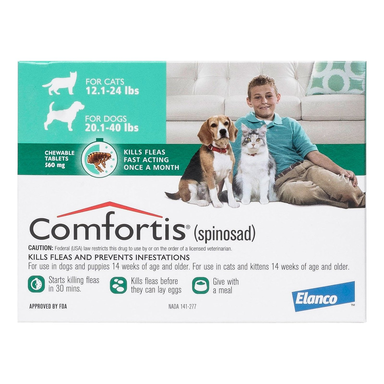 comfortis-green-for-dogs-9-18kg