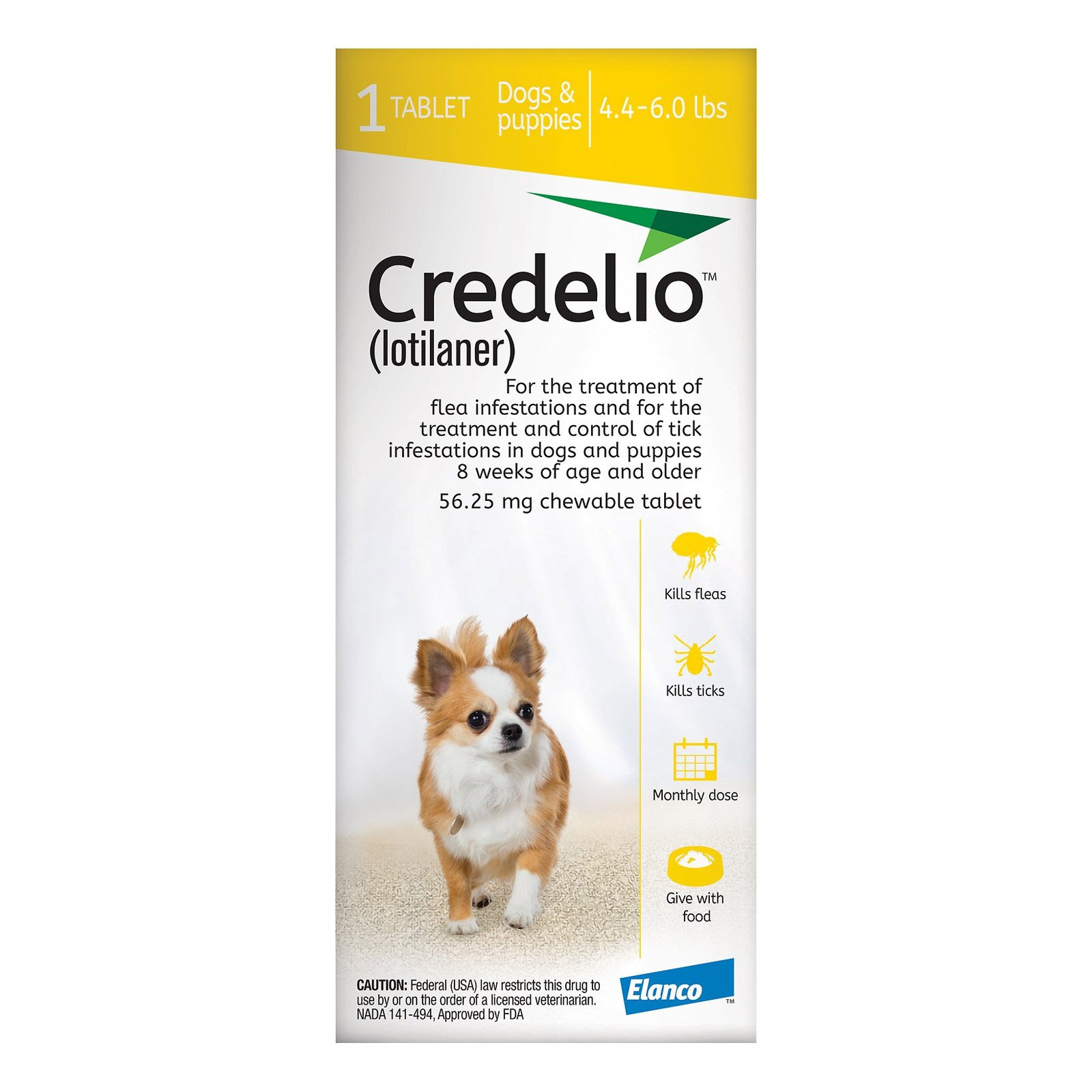 credelio-for-Dogs-04-to-06-lbs-56-mg-Yellow