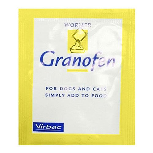 Granofen Worming Granules  for Dog Supplies