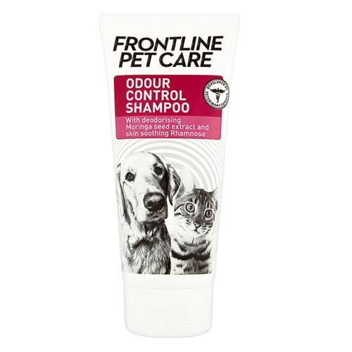 Frontline Pet Care Odour Control Shampoo for Dog Supplies