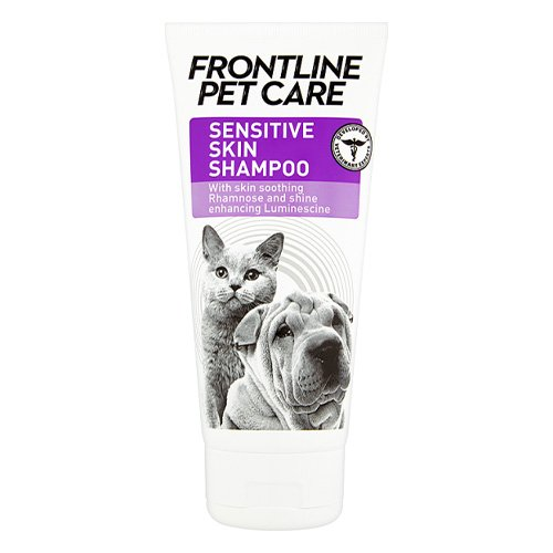 Frontline Pet Care Sensitive Skin Shampoo for Dogs