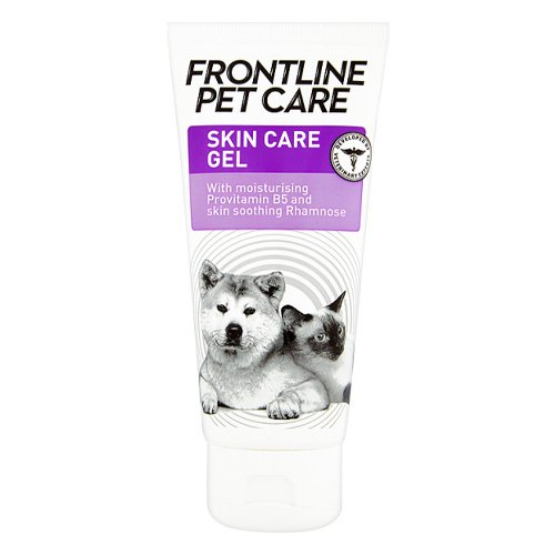 Frontline Pet Care Skin Care Gel for Dog Supplies