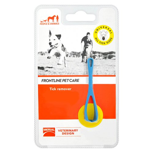 Frontline Pet Care Tick Remover for Dog Supplies