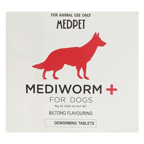 Mediworm Plus  for Dog Supplies