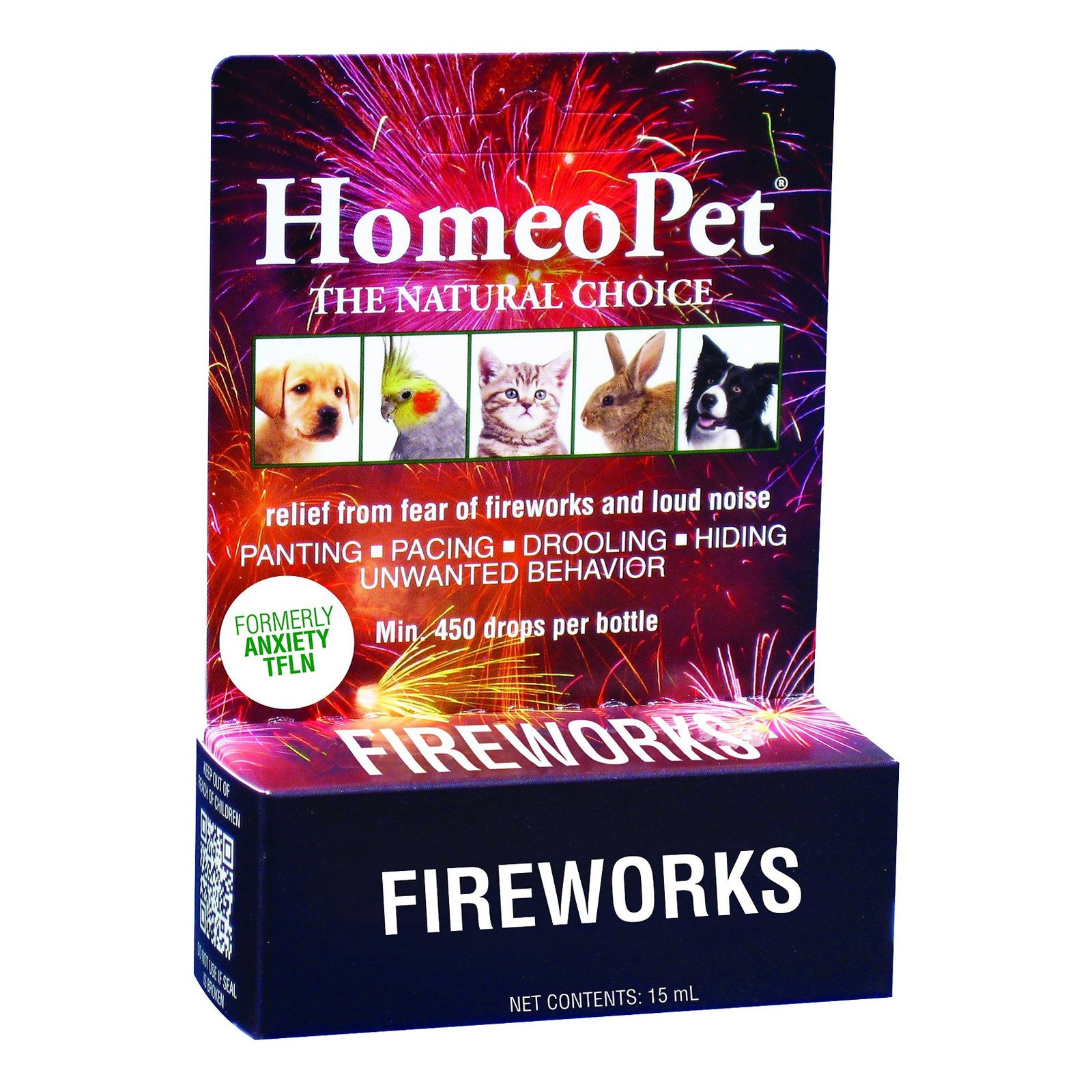 Anxiety TFLN for Dogs and Cats