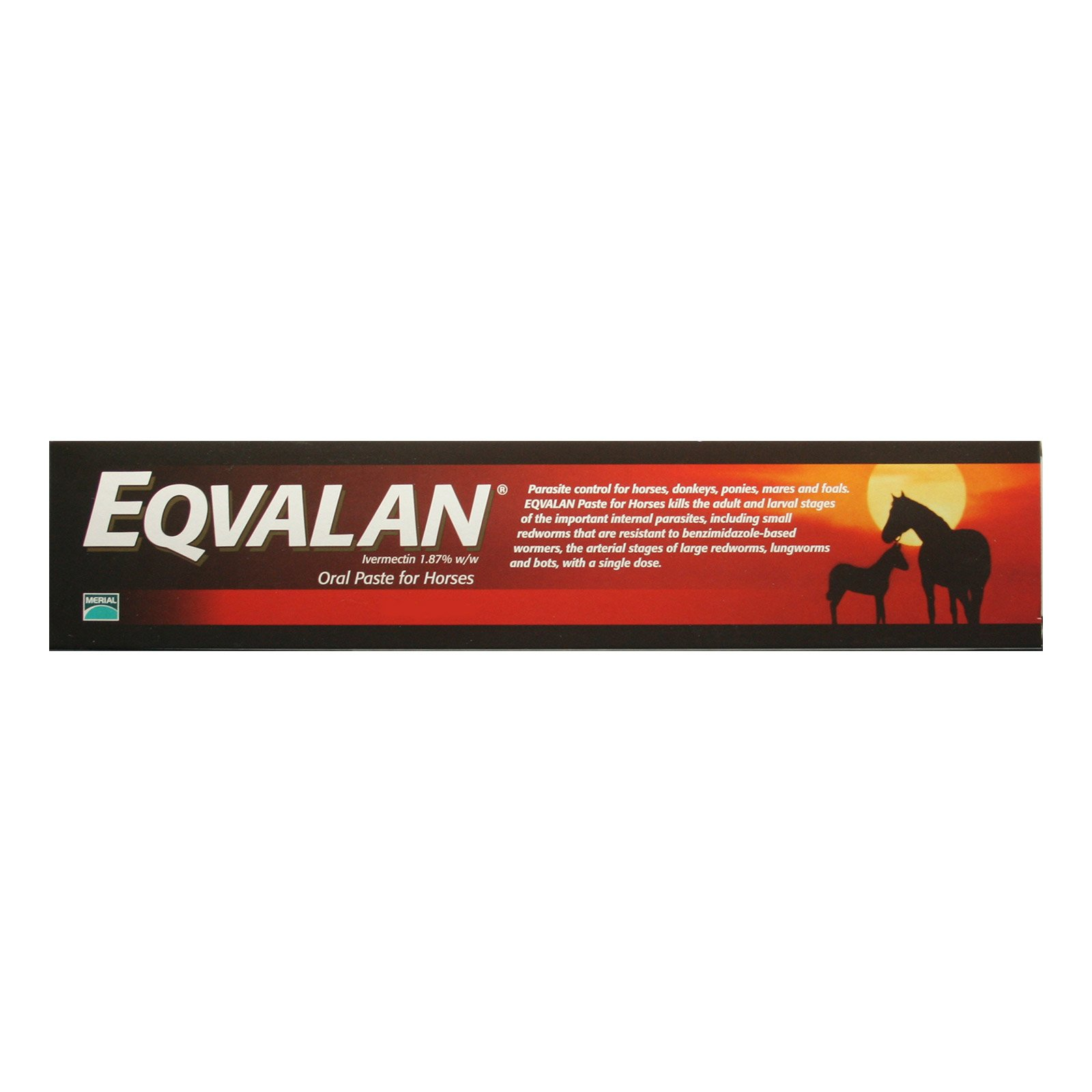 Eqvalan Paste for Horse Supplies