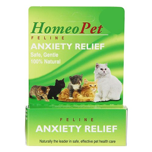 Feline Anxiety Relief for Homeopathic Supplies