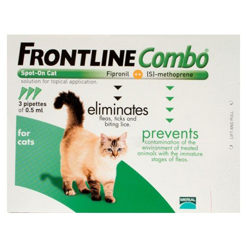Frontline Plus (Known as Combo)  for Cat Supplies