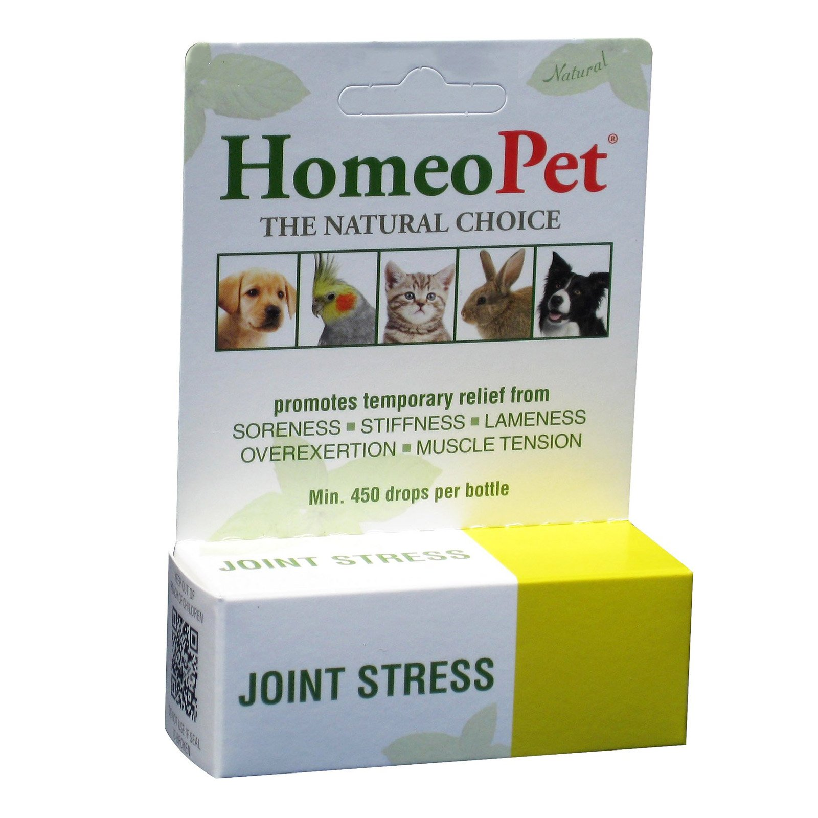 Joint Stress for Dogs and Cats