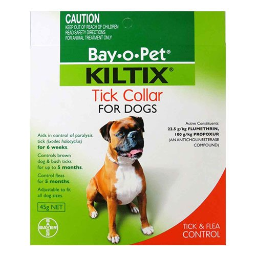 Buy Kiltix Tick Collar for Dogs