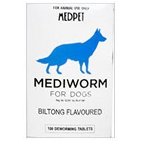 Mediworm for Dog Supplies