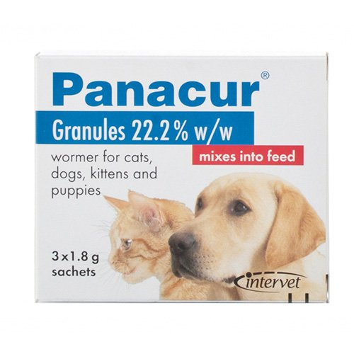 Panacur Granules for Dog Supplies