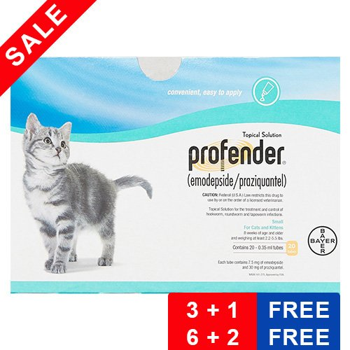 Profender for Cat Supplies