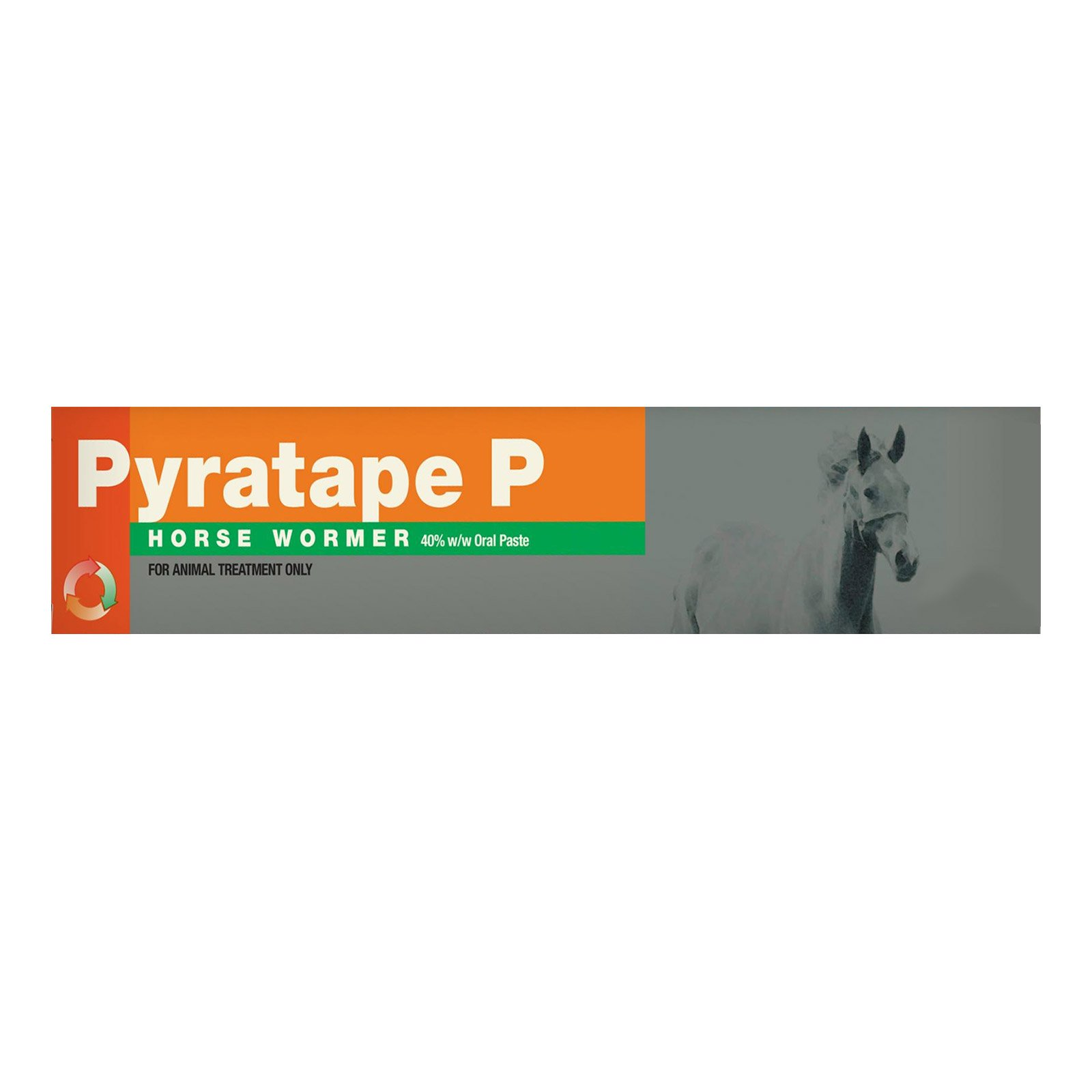 Pyratape P Horse Worming Paste for Horse Supplies