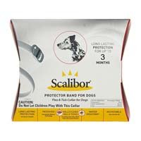 Scalibor Tick Collars for Dogs