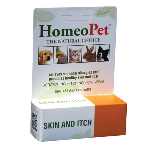 Skin and Itch Relief for Homeopathic Supplies