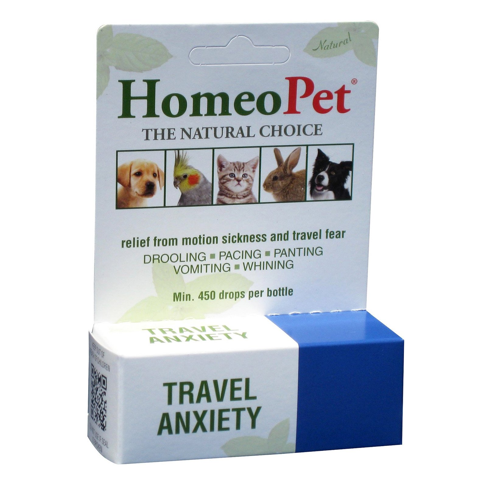 Travel Anxiety for Dogs and Cats