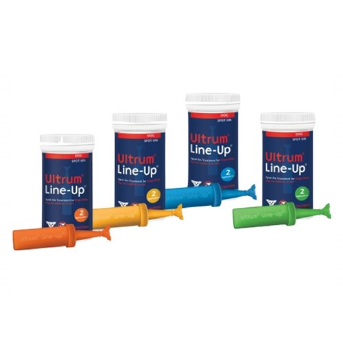 Ultrum Line-Up Spot On for Dog Supplies