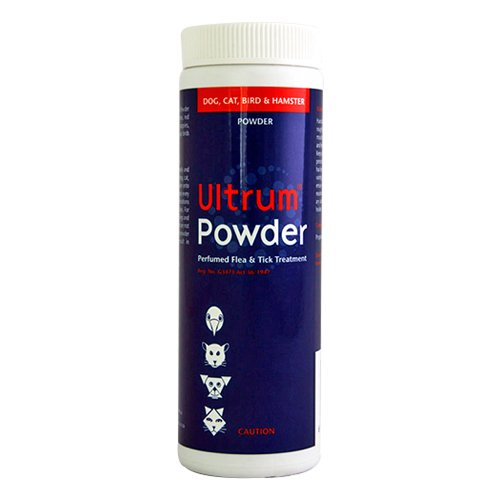 Ultrum Flea & Tick Powder for Bird Supplies