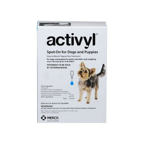 Activyl for Dog Supplies