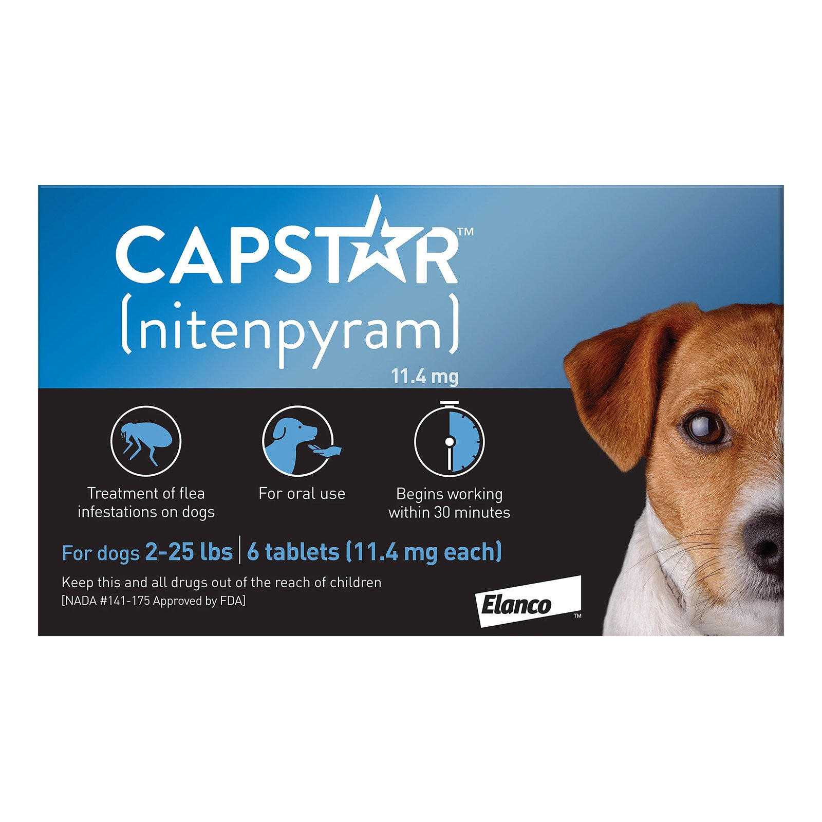 Buy Capstar for Dogs