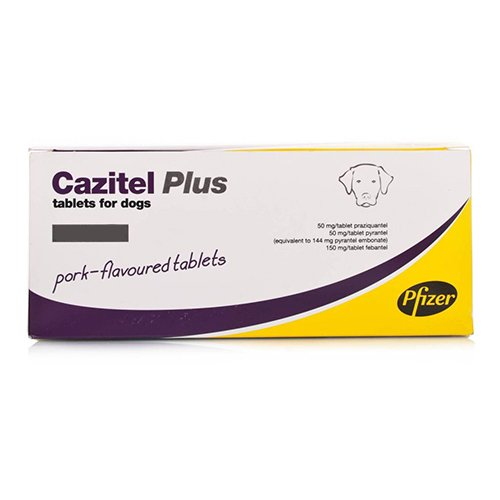 Cazitel Plus for Dog Supplies
