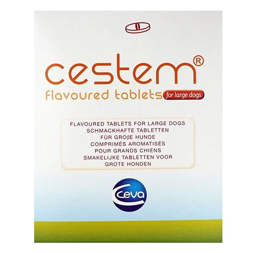 Buy Cestem Flavor Tablets for Dogs