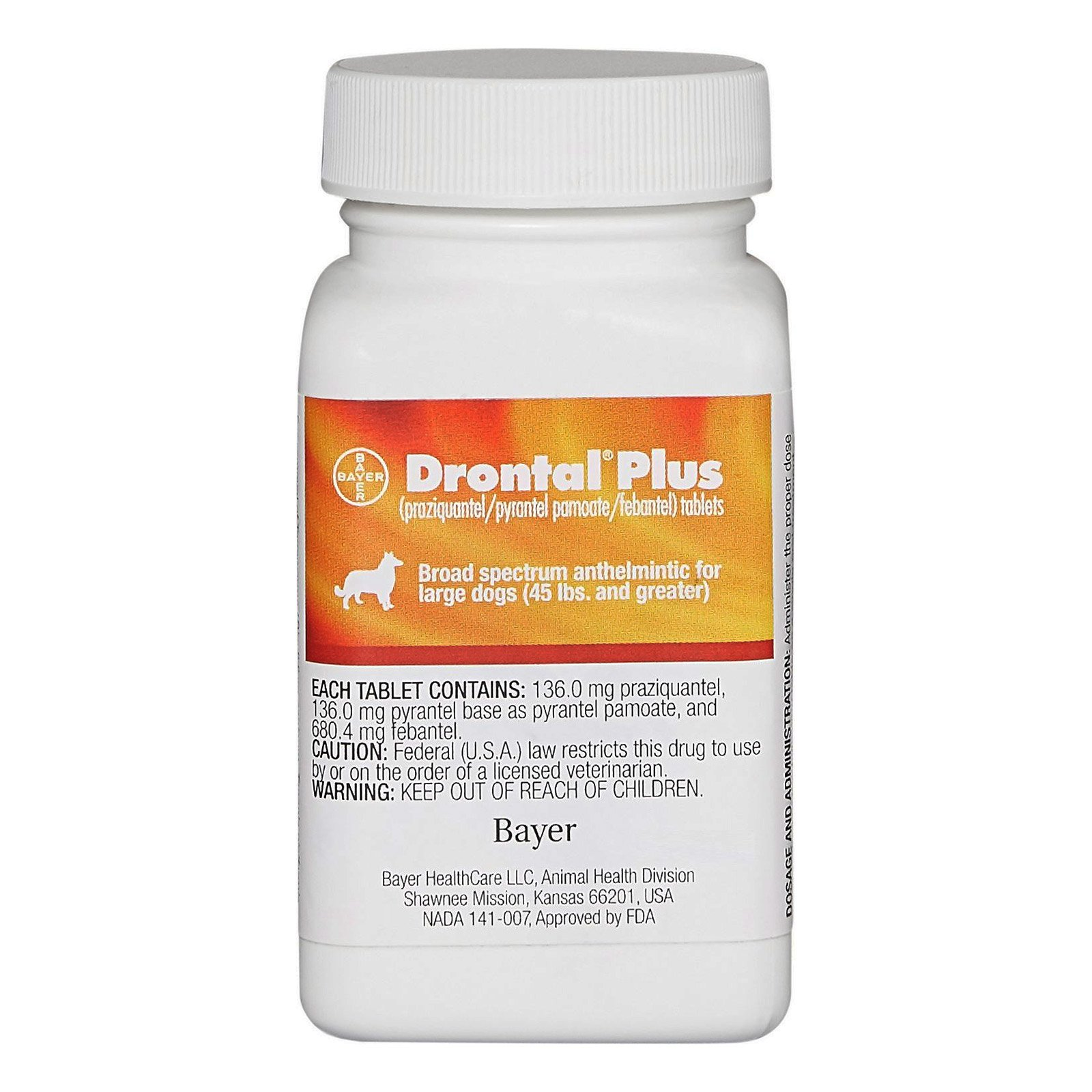 Drontal for Dog Supplies