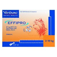 Effipro Spot-On Solution  for Dog Supplies