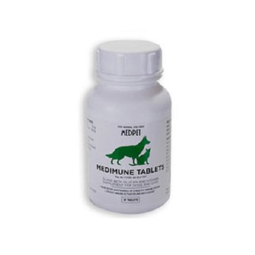 Medimune Tablets For Dogs And Cats