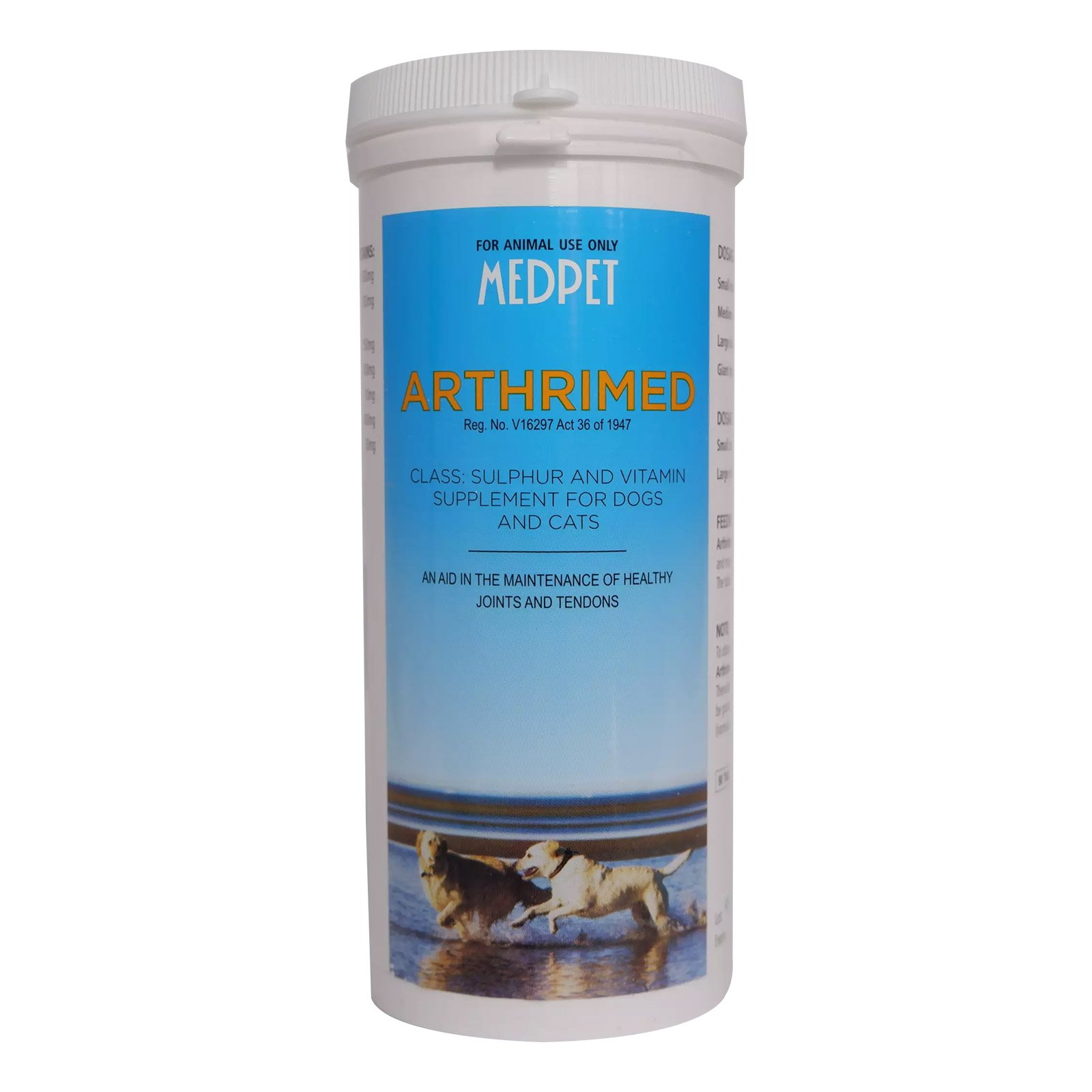 Arthrimed Tablets for Dog Supplies