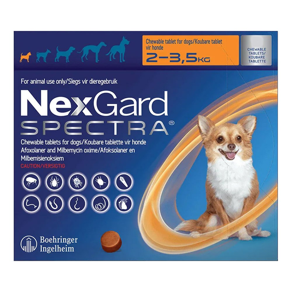 Nexgard Spectra for Dog Supplies