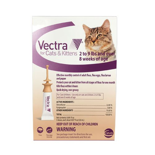 Buy Vectra for Cats